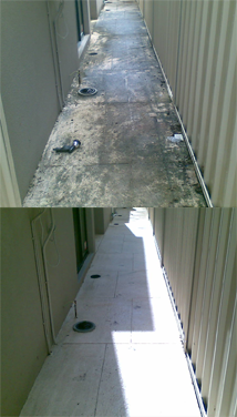 Domestic high pressure cleaning perth